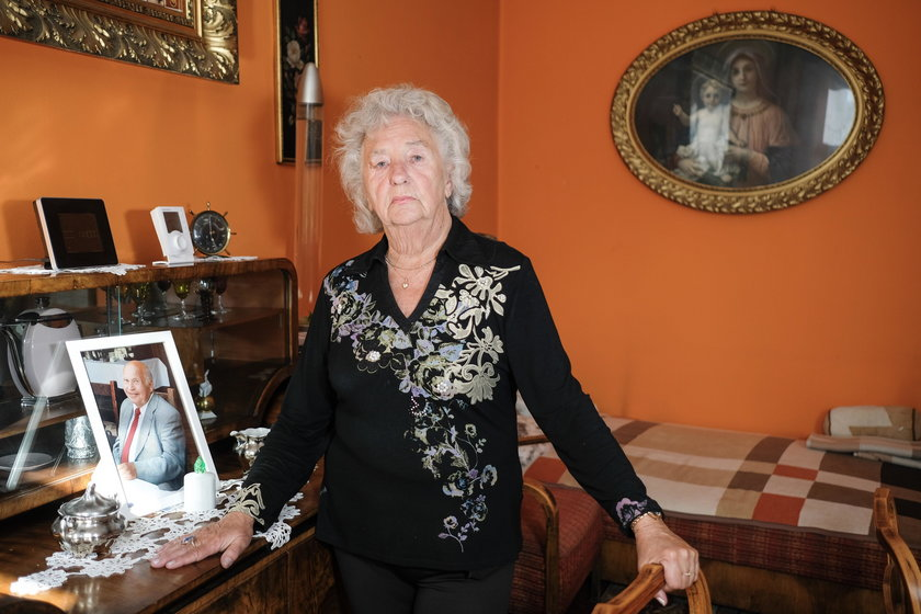 Irena Sosna chce zmian w rentach
