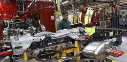 Z fabryki Jaguara w ciągu 6 minut wyparowało 3 mln funtów!