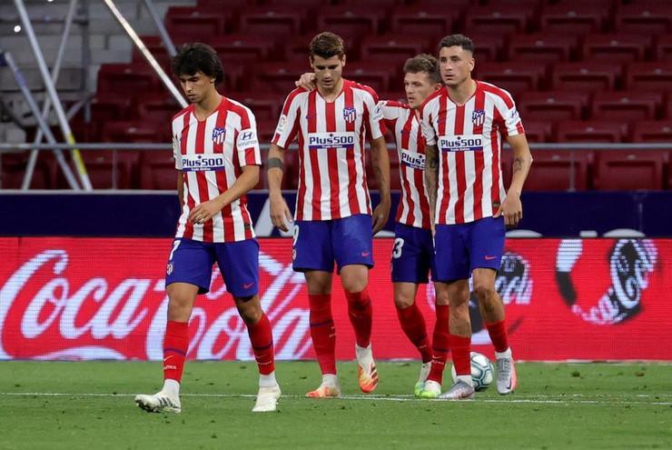 Fudbaleri Atletiko Madrida