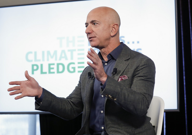 Džef Bezos