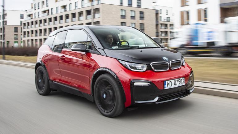 """BMW i3s - frajda z jazdy """"elektrykiem""""?"""