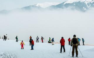 Włochy/ Stoki narciarskie i wyciągi jednak zamknięte. Otwarcie dopiero w marcu