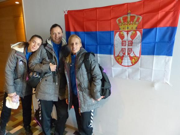 Radosavljević, Nikolić i Trifunović