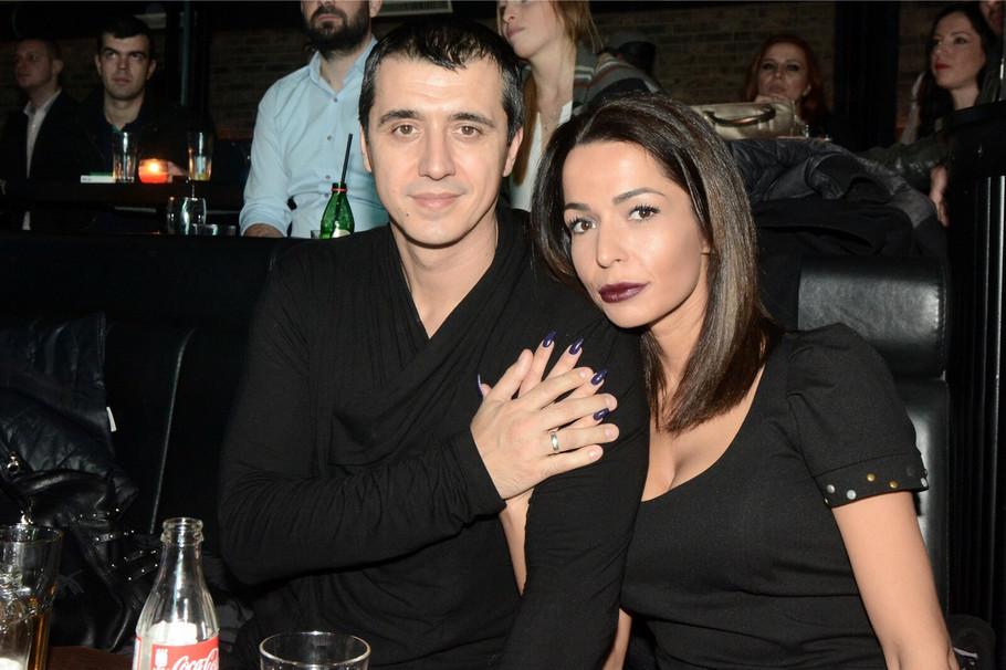 Marko Bulat sa suprugom