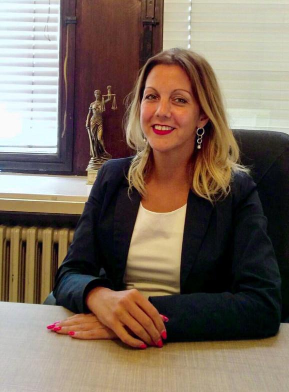 Ivana Josifović, sudija - predsednica UO Udruženja