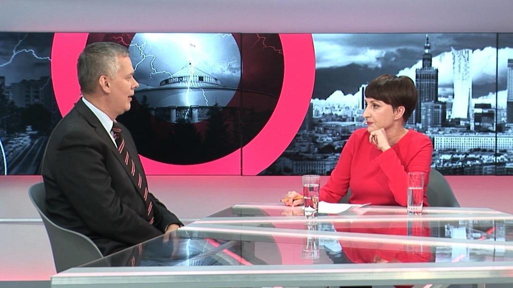 Burza polityczna: Tomasz Siemoniak