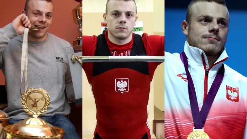 Złoty medalista igrzysk olimpijskich w Londynie