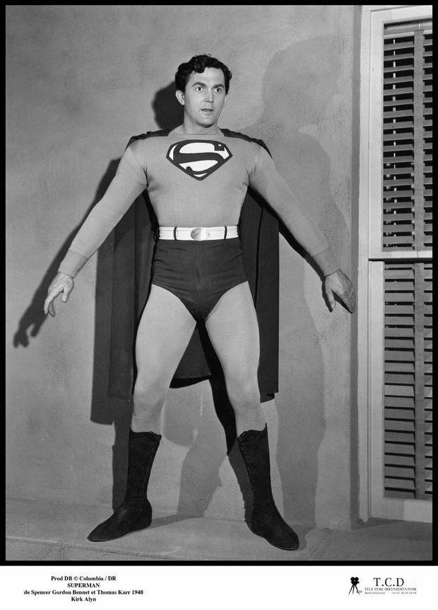 Kirk kao Supermen