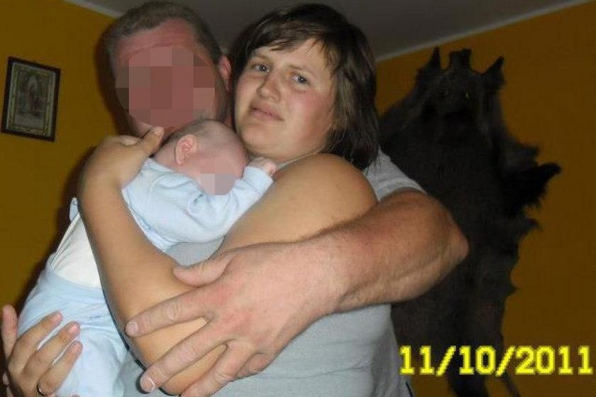 Justyna, jej mąż Andrzej i nienarodzony synek zginęli we wrześniu ubiegłego roku