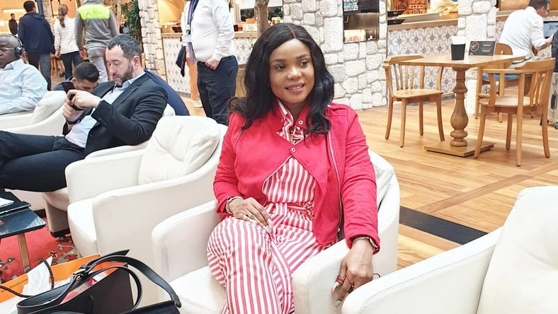 Iyabo Ojo is currently lamenting the N38 million income tax slammed on her by the Lagos State Inland Revenue Service. [Instagram/IyaboOjo]
