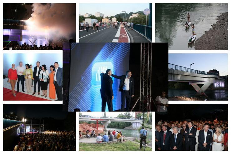 Zeleni most Banjaluka otvaranje kolaz