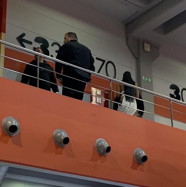 Tijana Ajfon napravila skandal