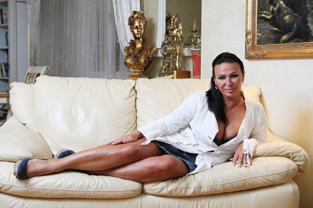 Marta Savić u svom domu