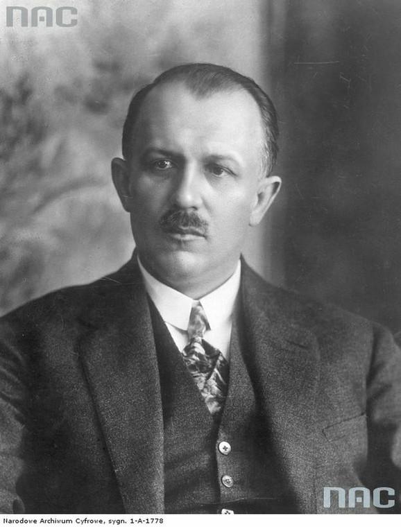 Premier Kazimierz Bartel