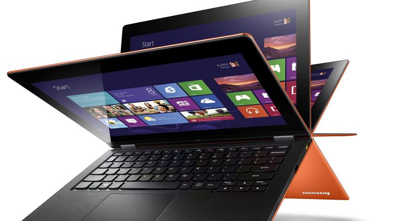 To ciekawa propozycja Lenovo. Ultrabook, który można zmienić w tablet. Wygodna klawiatura, ekran o rozdzielczości 1600x900 i mocna bateria to zalety tego komputera.