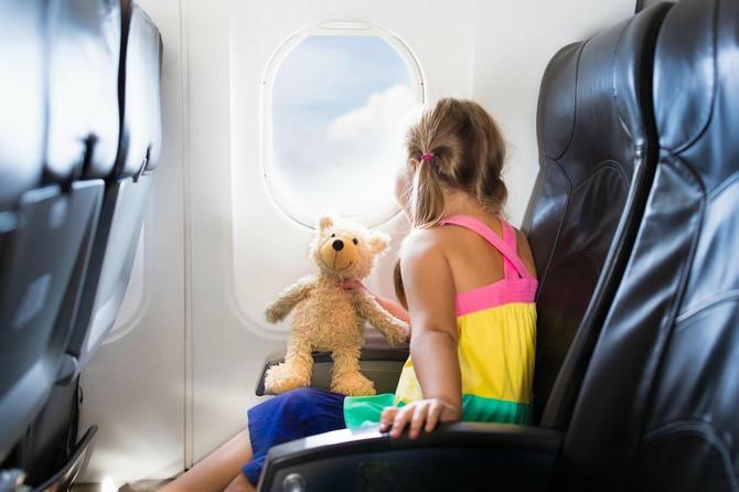 Deca u toku putovanja moraju da imaju neku zanimaciju