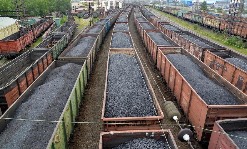 Transport węgla