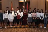 Aleksandar Vučić, Kina, Studenti srpskog jezika u Kini