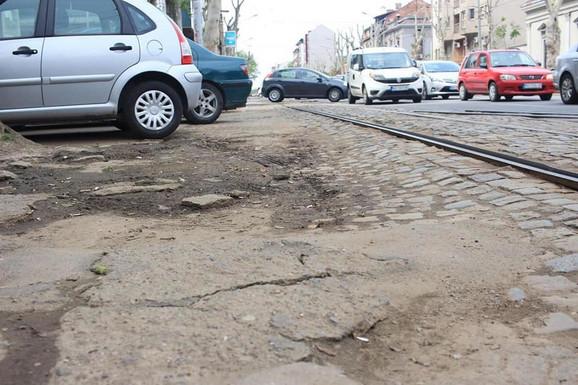 Ulica cara Dušana sada