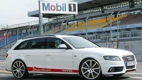 Audi S4. Prosty sposób na większą moc