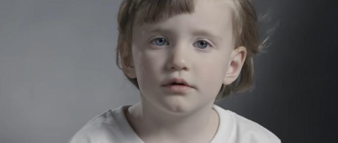 Hana u spotu za pesmu