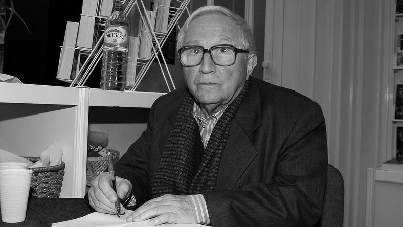 Dziś pogrzeb Tadeusza Różewicza