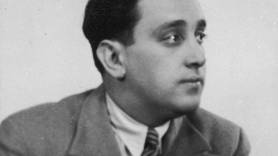Michał Waszyński (Fotografia ze zbiorów Narodowego Archiwum Cyfrowego)