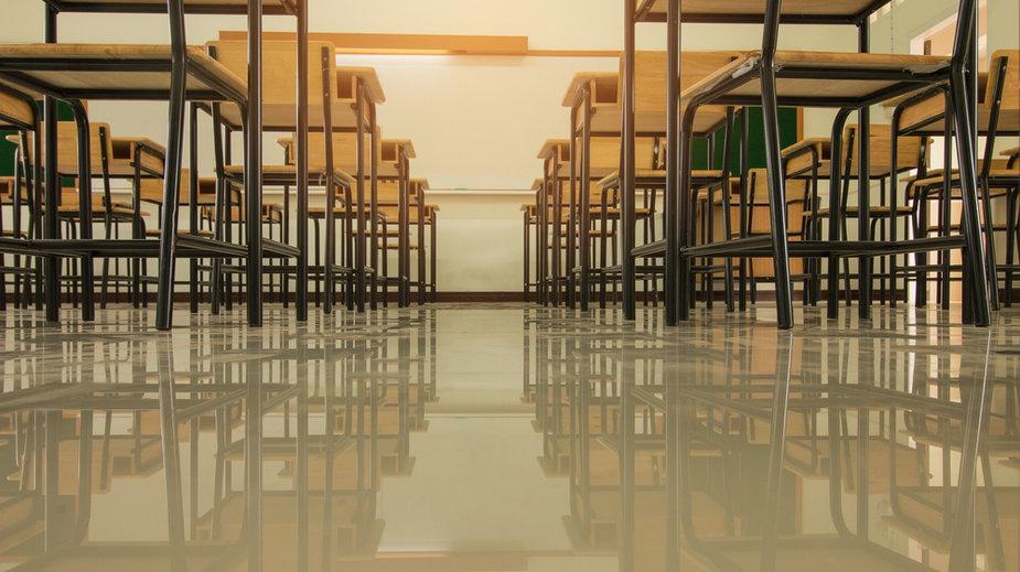 W wakacje liczne remonty w szkołach i przedszkolach w stolicy