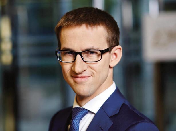 Zbigniew Makowski, zastępca dyrektora departamentu VAT w Ministerstwie Finansów fot. Materiały prasowe