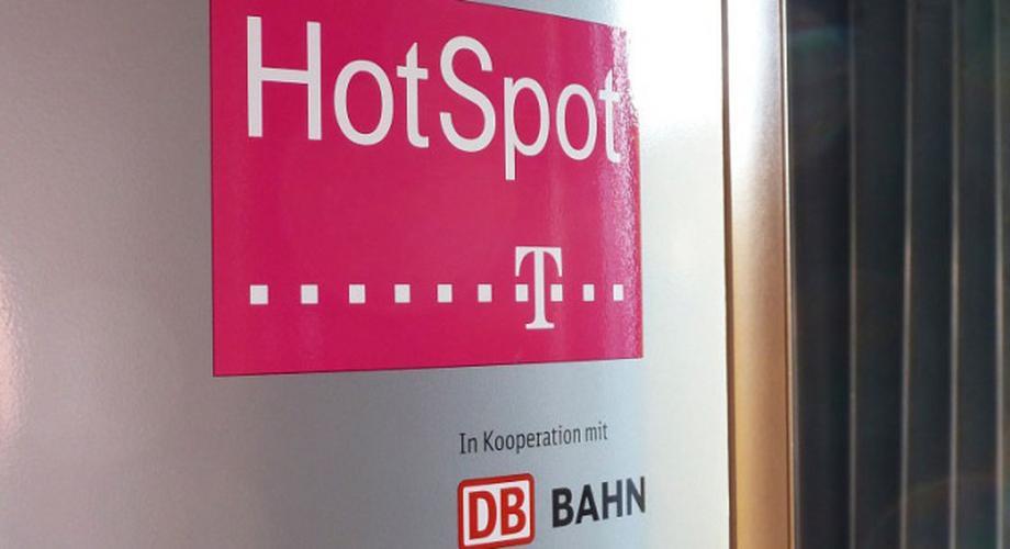 Deutsche Bahn: WLAN im ICE kostenlos, vorerst nur 1. Klasse
