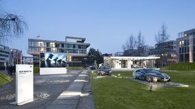 BMW Luxury Excellence Pavilion w Warszawie