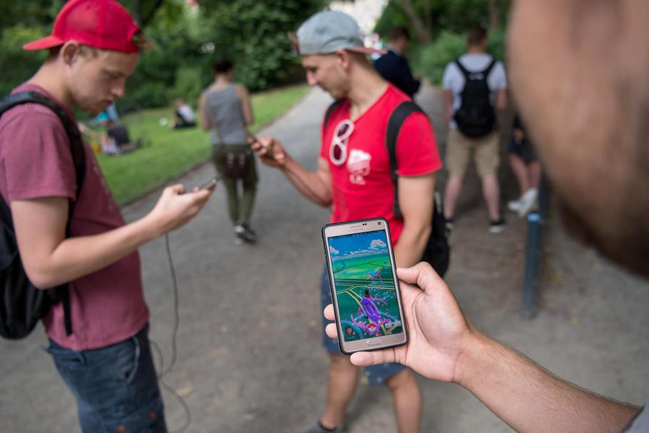 Pokemon Go in Germany