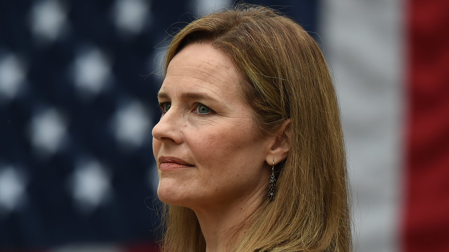 Amy Coney Barrett została oficjalnie sędzią Sądu Najwyższego USA