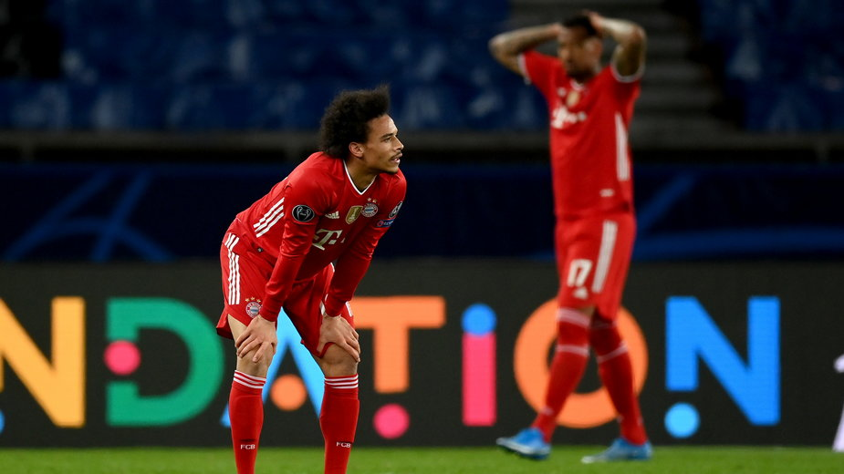 Bayern Monachium po porażce