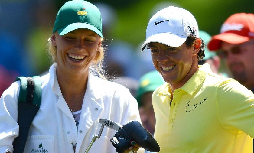 Rory McIlroy, Caroline Wozniacki