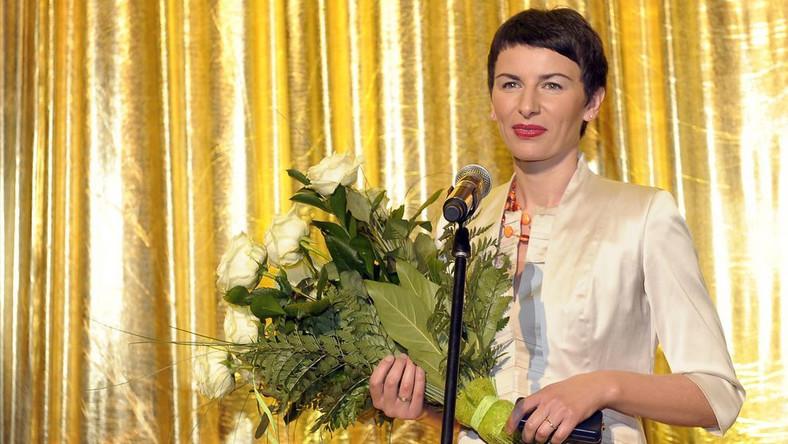 Na gali Kobieta Roku 2011 fani Justyny Kowalczyk mogli przyjrzeć się jej siostrze