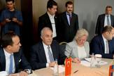 turski ministar Ahmet Ešref Fakibaba01 branislav nedimović foto Tanjug T. Valič
