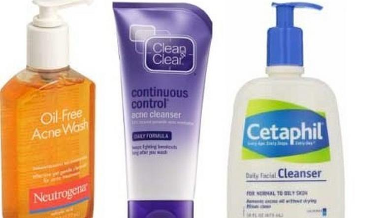 good cleanser for acne