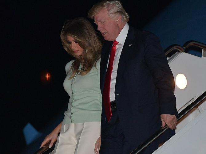 Melanija je rešila da stavi tačku na brak: A ako joj je Donald podmetnuo OVAJ PAPIR, gorko će se kajati