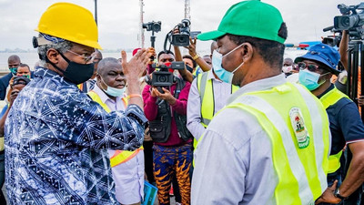 3rd mainland bridge fully reopens this weekend