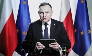 Andrzej Duda z siedmioletnią kadencją? W projekcie ustawy Gowin stawia warunek