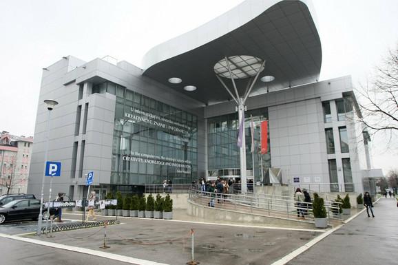 Zgrada univerziteta