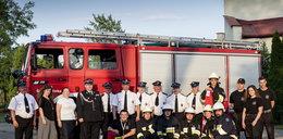 Fundacja Faktu wspiera Ochotniczą Straż Pożarną