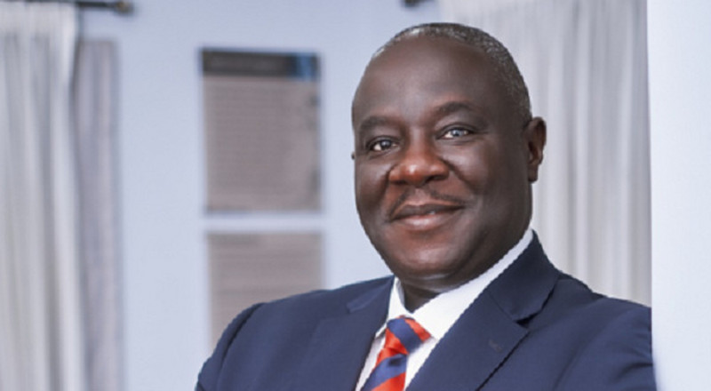 Joel Nettey is the first African to be elected President of the International Advertising Association