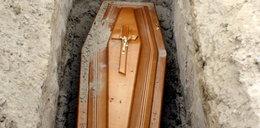 Tragedia po pogrzebie! Nie żyje dziecko