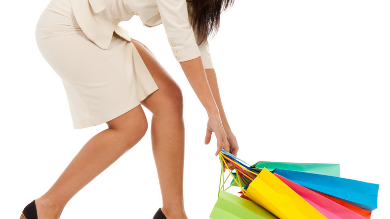 Udane zakupy na wyprzedażach przepłacasz zdrowiem