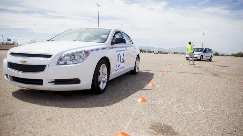 Autonomiczne samochody zredukują korki