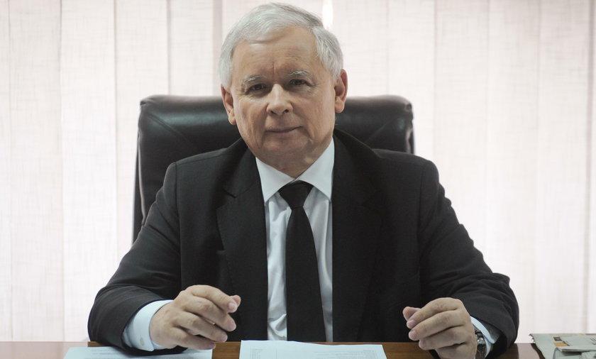 Kaczyński ujawnia, dlaczego nie lubi Tuska