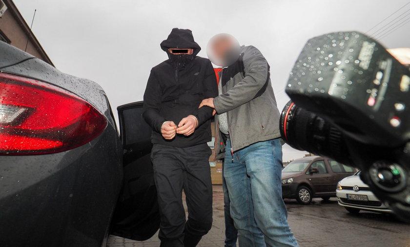 Syn zmarłej wójt wyszedł z aresztu