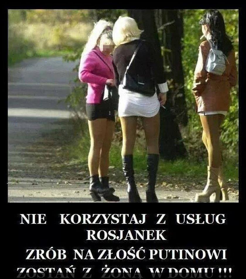 Rosyjska prostytucja